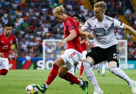 U 21 bester laune richtung euro. U21: Deutschland mauert sich zu Remis gegen Österreich und ...