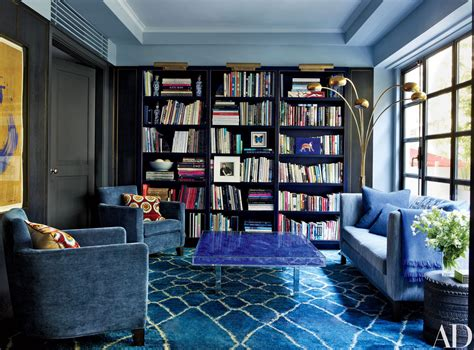 5 Ways to Hack Built-In Bookshelves | Architectural Digest
