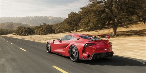 toyota supra review release date engine design