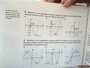 Nullstellen Berechnen Ganzrationale Funktionen : ganzrationale funktionen nr 3 funktionsgleichungen bestimmen und ablesen mathelounge ~ Themetempest.com Abrechnung