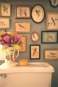bathroom wall hangings Perfect Bathroom Decorating Ideas