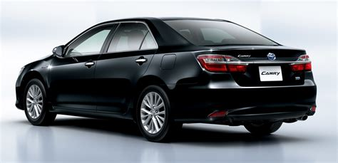 Toyota Camry Hybrid Image by Toyota Camry Hybrid Facelift Unveiled In Japan Image 271478