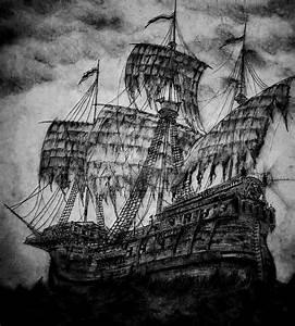 Ghost Ship by GiovanniNejar on DeviantArt