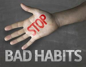STOP ONE FROM BAD HABITS DRINKING DRUGS SMOKING QUIT ...