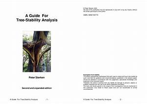 Pdf  A Guide For  Tree