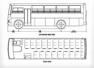 Best Photos Of School Bus Dimensions