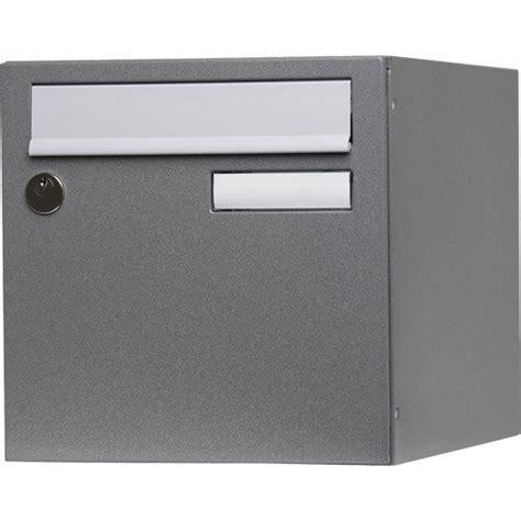 boite a composte exterieur bo 238 te aux lettres boite aux lettres profil 233 ferronnerie leroy merlin