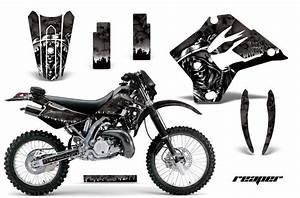 Kawasaki Kdx 200 Graphics