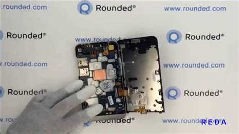 blackberry z30 disassembly assembly repair