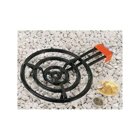 ustensiles de cuisine professionnels bruleur à gaz propane et butane professionnel 4 anneaux 600mm