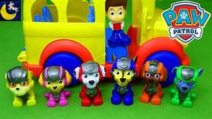 Paw Patrol Gardinen : paw patrol mission paw go to school funny toys stories doovi ~ Whattoseeinmadrid.com Haus und Dekorationen