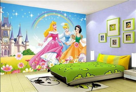 Barbie Wallpaper Kids Room Interior Design Id