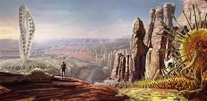 Artwork, Fantasy, Art, Digital, Art, Astronaut, Planet