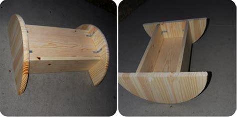 wooden doll cradle plans