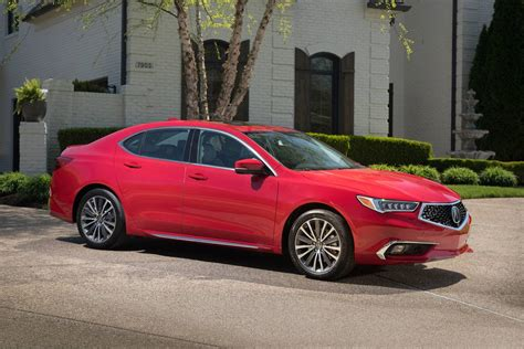 2018 Acura Tlx Sedan Pricing  For Sale Edmunds