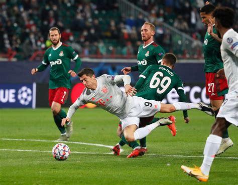 Lokomotiv Moscow – Bayern Munich / N1hqjiejtcvv0m : Tenga ...