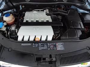 2007 Volkswagen Passat 3 6 4motion Wagon 3 6 Liter Dohc 24