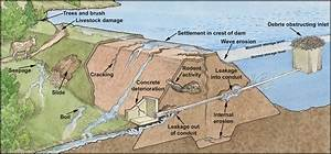 Diagram Of Dam Building : common problems at dams department of natural resources ~ A.2002-acura-tl-radio.info Haus und Dekorationen