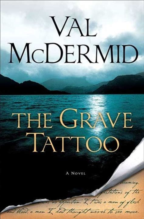 grave tattoo  val mcdermid reviews discussion bookclubs lists