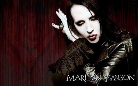marilyn manson wallpaper wallpapertag