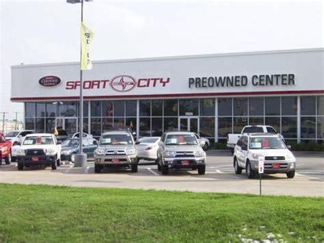 Eagle Sport City Toyota by Sport City Toyota Car Dealership In Dallas Tx 75228