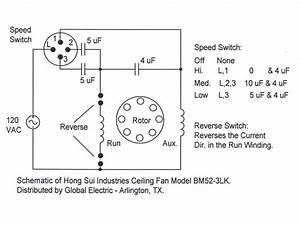 Wiring Diagram For Ceiling Fan Westinghouse 77075