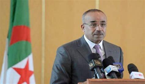 algerie ministere de l interieur 28 images le minist 232 re de l int 233 rieur prend des