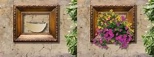 Décorer Un Mur Extérieur : des id es de d coration du jardin bio avec de la r cup 39 ~ Dailycaller-alerts.com Idées de Décoration