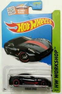 2015 Hot Wheels Treasure Hunt List