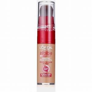 25 Ml En L : l 39 oreal infallible brush foundation 300 amber 25 ml kr ~ Dailycaller-alerts.com Idées de Décoration