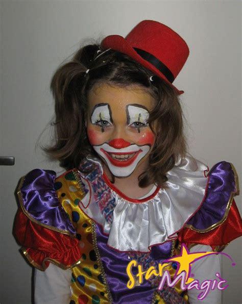 Clown Schminke Frau Clown Schminken Anleitung Und Tipps F R Das