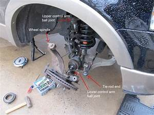 2003 Ford F 150 Front End Suspension Diagram