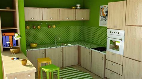 15 Amazingly Homey Green Kitchen Designs   Home Design Lover