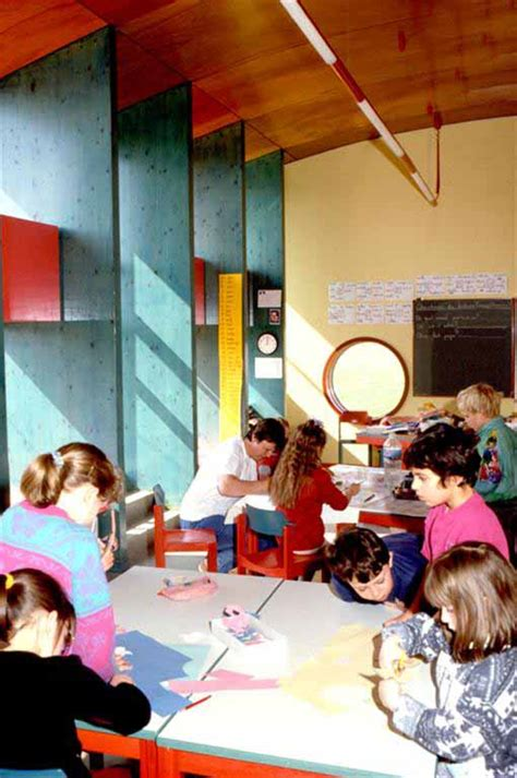 daours primary school somme school building picardie