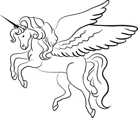 foto da disegnare in bianco e nero disegni da colorare di unicorni 100 immagini in bianco e nero