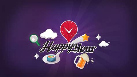 happy hour app ui designs bizurk