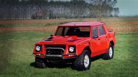 Easiest Suv To Work On by The Original High Performance Suv Lamborghini Lm002