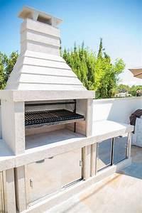 Grille De Barbecue Grande Taille : barbecue fixe exterieur patagonia taille 2 grille simple ~ Melissatoandfro.com Idées de Décoration