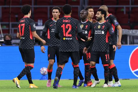 Liverpool Players Rated In Hard-Fought Win Vs Ajax- The ...