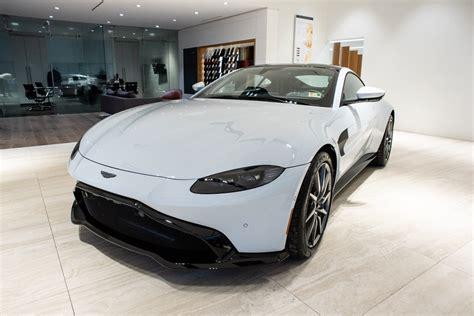 2019 Aston Martin Vantage For Sale by 2019 Aston Martin Vantage Stock 9nn01462 For Sale Near