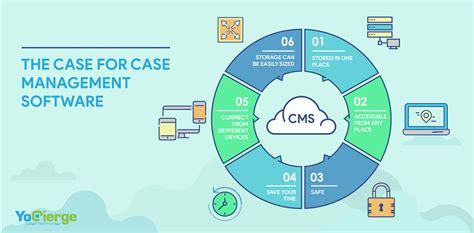 making  case  case management software law