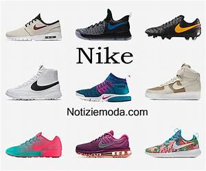 Sneakers donne 2017