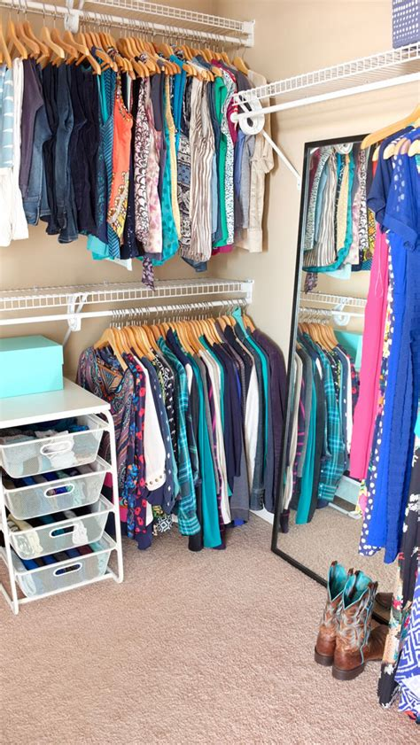 How To Organize A Clothes Closet by How To Organize Folded Clothes Without Dressers School