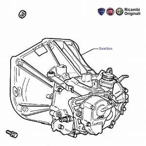 Fiat Punto 1 3 Mjd Diesel Gearbox   Differential Unit