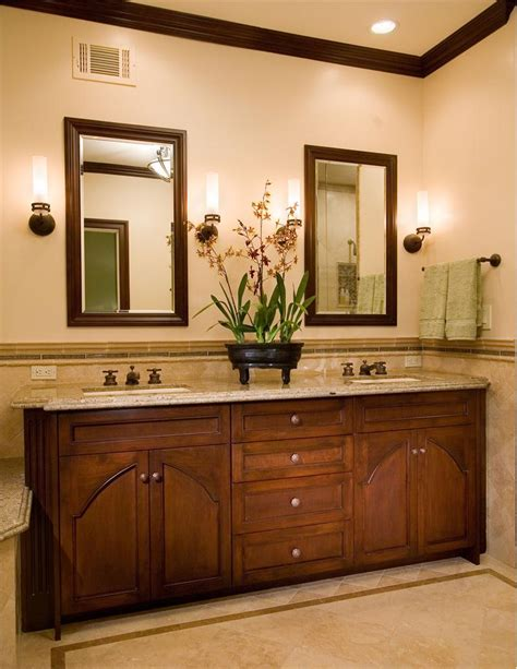 Master Bath Cabinets Best Layout Room