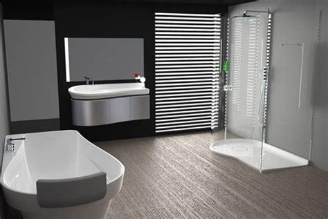 Sleek Modern Bathroom Collection By Bluform-prima