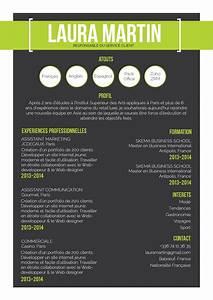 Couleur Qui Se Marie Avec Le Vert : bagarreur un cv tr s prononc qui fait le choix de couleurs qui se contrastent le vert pomme ~ Voncanada.com Idées de Décoration