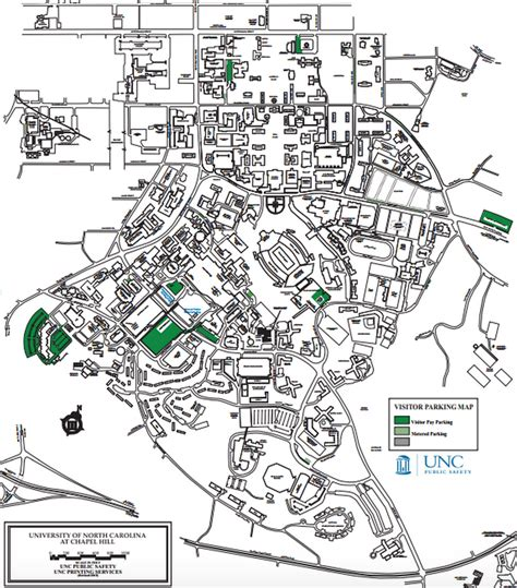 Cobb Parking Deck Unc Map by How To Get To Unc Chapel Hill From Meadowmont