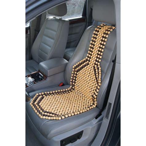 siege auto en anglais couvre siège auto en billes de bois pas cher livraison