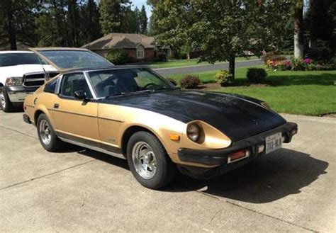1979 Datsun 280zx For Sale by Datsun 280zx For Sale Carsforsale